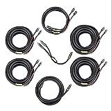 Teufel 5.1 Heimkino-Kabel-Set Reference AC 7975 WS - Verwendung: 5.1-Heimkino-Lautsprecher-Set > AV Receiver