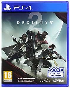 Destiny 2 + Emote Digital: Salut Militaire (exclusif Amazon)