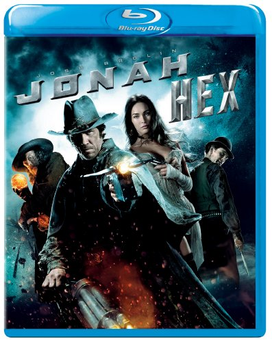 Warner Home Video Jonah Hex Triple Play (Blu-Ray, Dvd and Digital Copy) [UK Import]