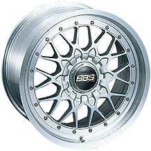 17 Zoll BBS Type RSII Felgen & Reifen Wheel & Tire Set 1:24 Model Kit Bausatz Aoshima 052419