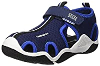Geox JR WADER C, Boys' Sandals, Blue (Navy/Royalc4226), 6.5 UK (40 EU)