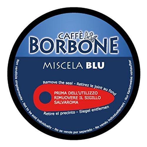 510jlH%2BeldL Capsule Caffè Borbone Miscela Nera, Rossa, Blu, Oro e Dek