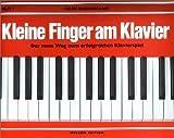 Kleine Finger am Klavier, H.1 von Hans Bodenmann (1972) Sondereinband