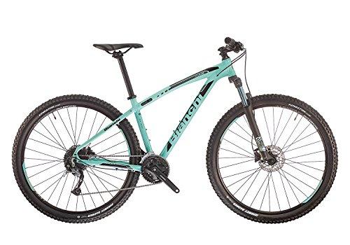 Bianchi Mountain Bike 29' Kuma 29.2 27V Alvio/Altus CK16/Nero-Grafite lucido Misura 38