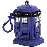 Doctor Who 4 pulgadas Mini Tardis Hablar ClipOn de peluche (azul)