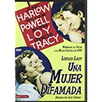 Libeled Lady (1936, aka Libelled Lady) - Region Free PAL by Jean Harlow
