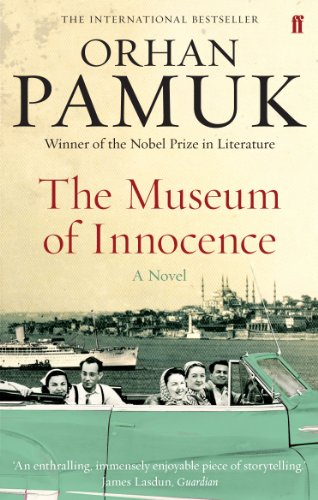 The Museum of Innocence (English Edition) (Name Is My Red Pamuk)