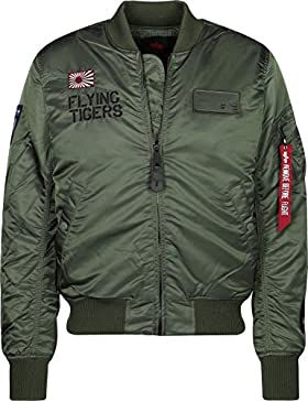 Alpha Industries MA-1 VF Flying Tigers Chaqueta bomber