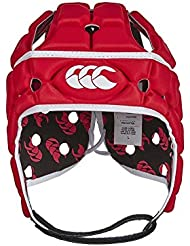 Canterbury Casco de Rugby Ventilator Headguard Rojo rojo Talla:XL