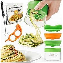 suchergebnis auf f r zucchini spaghetti schneider. Black Bedroom Furniture Sets. Home Design Ideas