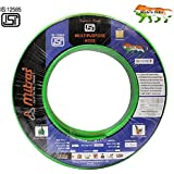 """Mitras Multipurpose Hose For Floor Care 1/2"""" (12.5mm ID) Bore Size 100 Ft (30 Mtr) - ISI Marked 3 Layered Hose Pipe"""