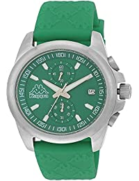 Kappa Ladies KP-1404L-G Reloj de Pulsera para mujeres Pulsera de silicona