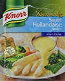 Knorr Feinschmecker Hollandaise fettarm Soße, 9er-Pack (9 x 250 ml)