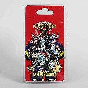 Semic Distribution - Llavero Tomura Shigaraki My Hero Academia 71430010419, Multicolor