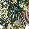 GARTOL – Tijeras de podar para Yunque de Alta Resistencia, Capacidad de Corte de 2 Pulgadas, Cortador de Rama de árbol Profesional, con Asas ergonómicas de 22 Pulgadas.