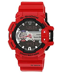 Casio G-Shock Analog-Digital Red Dial Men's Watch - GBA-400-4ADR (G559)