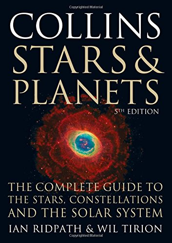 Collins Stars and Planets Guide (Collins Guides)
