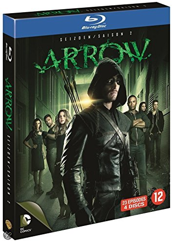arrow-saison-2-blu-ray