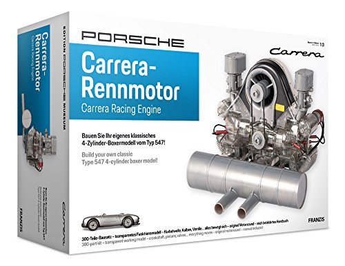 PORSCHE Carrera-Rennmotor: 4-Zylinder Boxermodell vom Typ 547 | Carrera Racing Engine | Ab 14 Jahren - Engine Model
