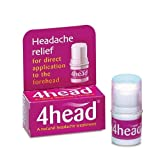 4 Head Headache & Migraine Relief Stick - 3.6G