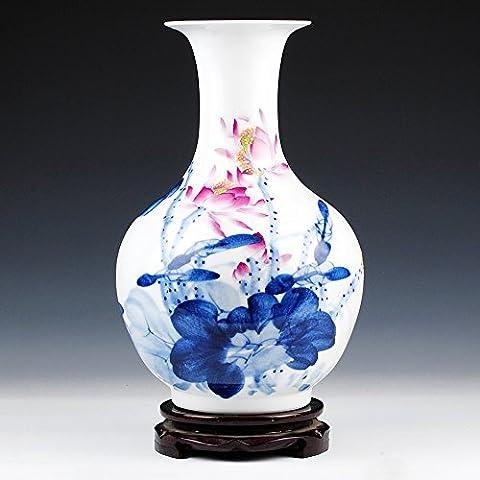 Loopsd ceramica dipinti Master vaso Living room decoration decorazione(bottiglia