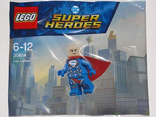 LEGO 30614 DC Super Heroes Mini Figura Lex Luthor