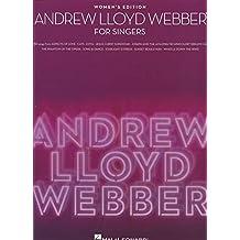 Andrew Lloyd Webber: For Singers - Women's Edition: Songbook für Gesang