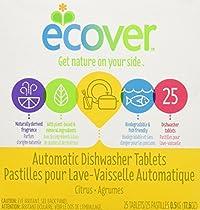 Ecover Automatic Dishwashing Powder - 48 oz - Citrus - 2 pk