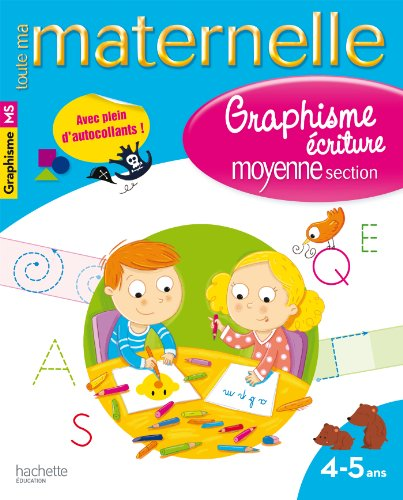 Toute ma maternelle - Cahier Graphisme MS