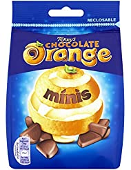 Terry's Chocolate Orange Minis Sharing Bag, 125g