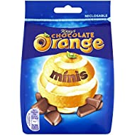 Terry's Chocolate Orange Minis Sharing Bag, 125g