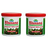 Set 2 teilig für Hydrokultur Blusana Lewatit HD50 Dünger 800 ml