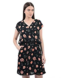Pepe Jeans Womens Casual Dress (_8903872917815_Black_Large_)