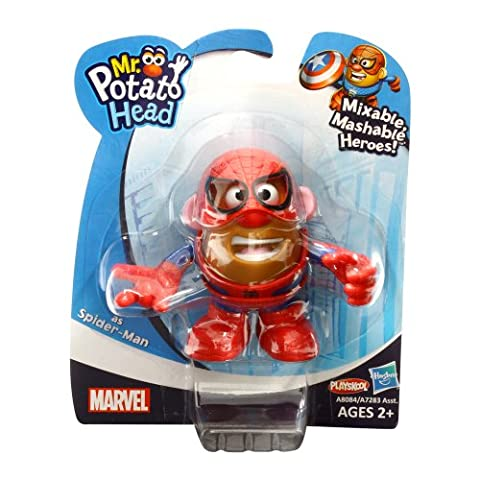 Marvel Comics [Mini Mr. Potato Head] Spider-Man