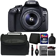 Canon Eos 1300D/T6 DSLR Camera With 18-55mm III Lens And Accessory Kit