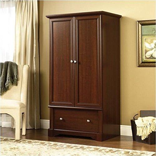 2-puertas-con-marco-sauder-palladia-armoire-timeless-estilo-clasico-tiradores-de-metal-envejecido