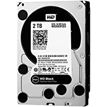"""Western Digital WD Black HDD Interno, 2000 GB, SATA III, 6000 Mbit/s, 7200 rpm, 64 MB, 3,50"""""""
