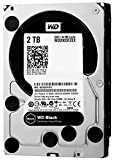 WD Desktop Black 2 TB interne Festplatte SATA, 6Gb/s 64MB interner Speicher, 8,9cm (3,5 Zoll) 7200rpm interne HDD, RoHS konform, Bulk, WD2003FZEX