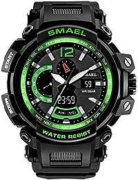 AnazoZ Relojes Unisex Reloj Deportivo Reloj Hombre Moda Reloj Multifunción Relojes Electronicos Reloj Hombre Reloj Impermeable