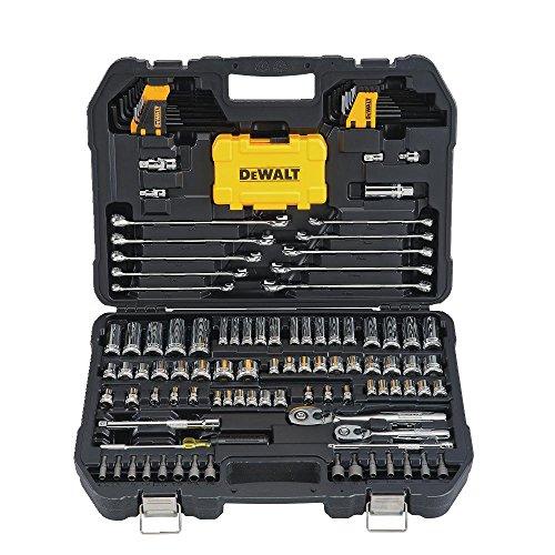 Dewalt dwmt73802Mechaniker Tool Kit Set mit Fall (142Stück)