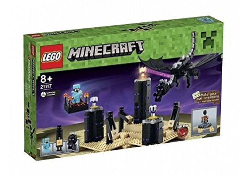 Lego Minecraft 21117 - The Ender Dragon