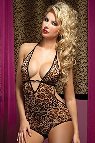 HYW Europa und die Vereinigten Staaten HEI?e Gro?e Nackte Liebe Unterw?sche Spitze Rand Stück Anzug Anzug Anzug,Leopard,Alle Code