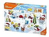 Mattel Mega Construx FFC88 - 'Ich einfach unverbesserlich 3' Adventskalender