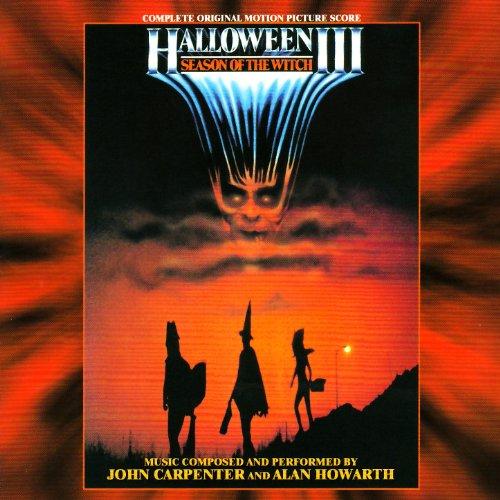 Halloween III: Complete Original Motion Picture Score (Halloween Alan Howarth)