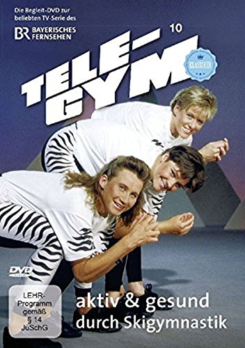 TELE-GYM 10 Skigymnastik mit Wolfgang Maier und Lambert Dinzinger