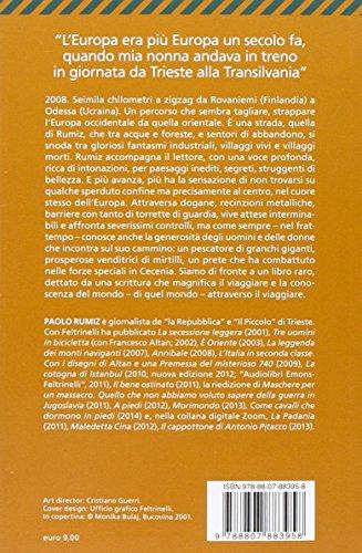 Trans Europa Express Paolo Rumiz