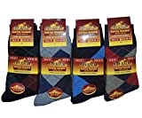 Best Thermal Socks - 12 Pairs Mens Thermal Thick Winter Socks in Review