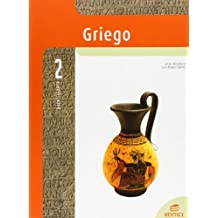Griego 2º Bachillerato - 9788497715805