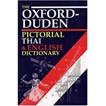 The Oxford-Duden Pictorial Thai and English Dictionary