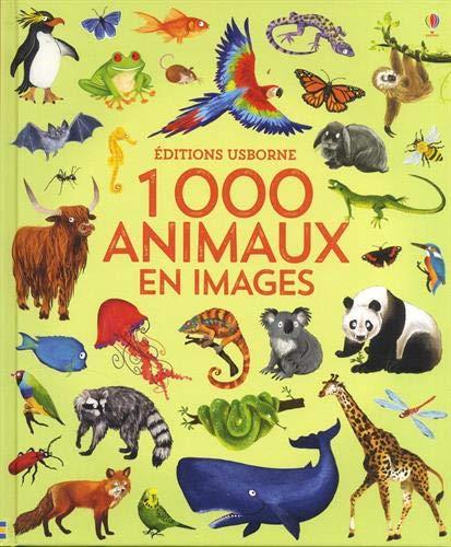 1 000 animaux en images par  Jessica Greenwell